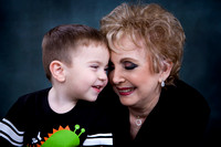 Christopher & Grandma 2010